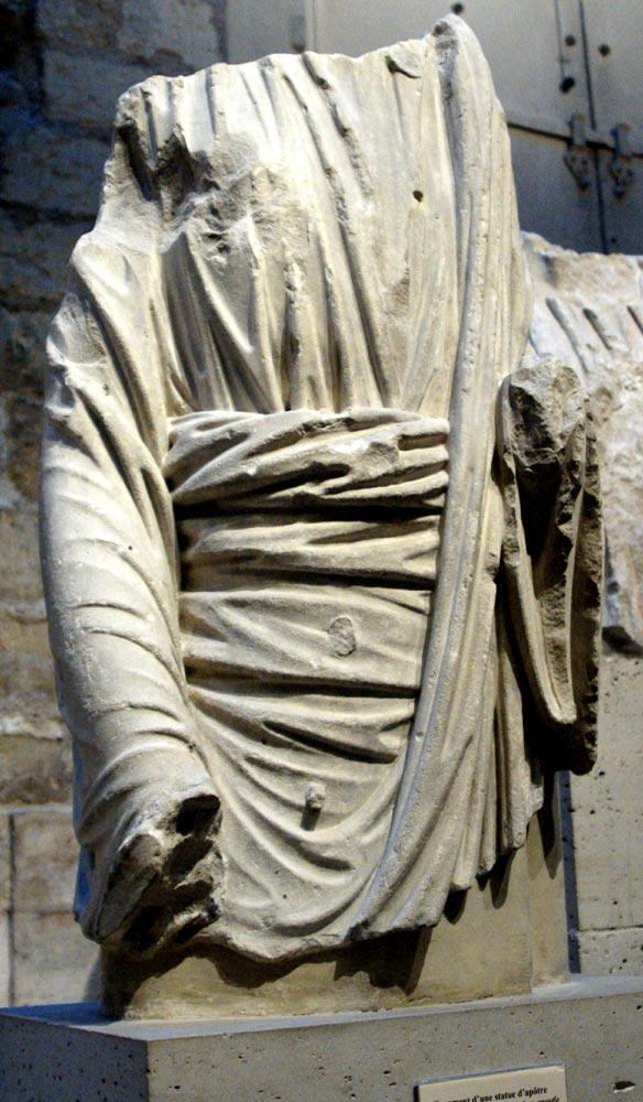 La vierge retrouv e de saint germain des pr s 2 2 petite histoire de la - Histoire de la sculpture ...